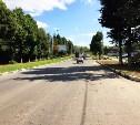 В Щекино школьник попал под колеса мотоцикла