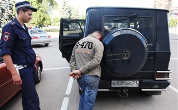 Тулякам, избившим троих сотрудников ДПС, грозит пять лет тюрьмы