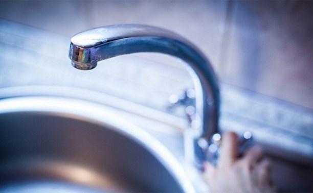 22 декабря несколько домов в Пролетарском районе Тулы останутся без водоснабжения