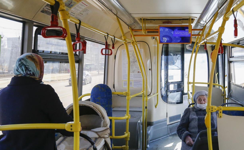 Зачем городской транспорт оснастили информационными экранами?
