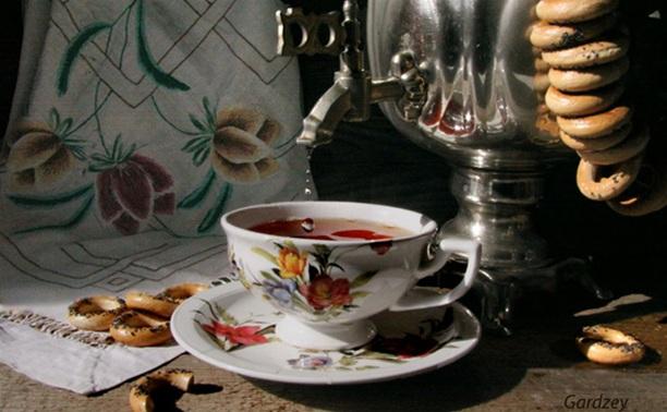 Чаепитие по-тульски