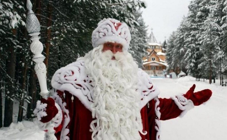 Туляки могут позвонить Деду Морозу