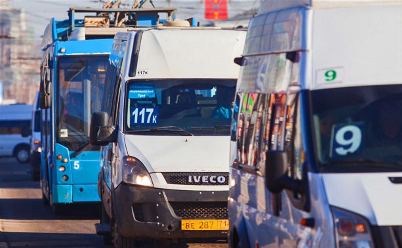 В Туле хотят поднять стоимость проезда в маршрутке до 30 рублей