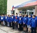 В Туле прошел легкоатлетический пробег среди школьников