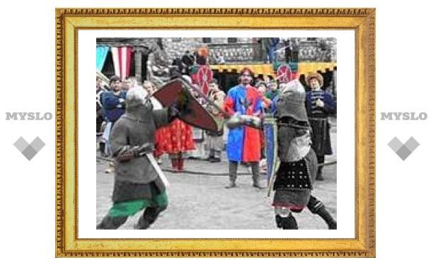 Тульские витязи защищают честь в Костроме
