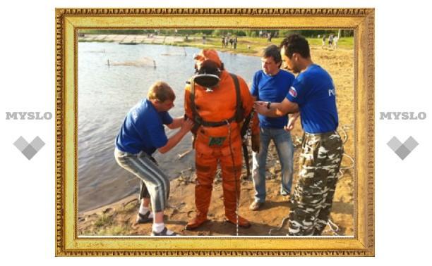 В пруду Центрального парка Тулы утонули сразу два человека?
