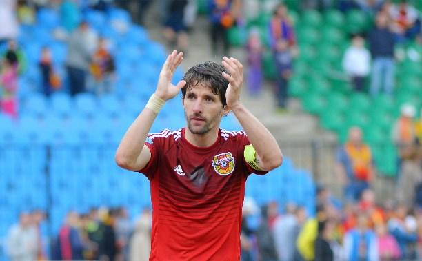 Капитан «Арсенала» поделился впечатлениями от игры с «Тосно» и планами на матч с «Томью»