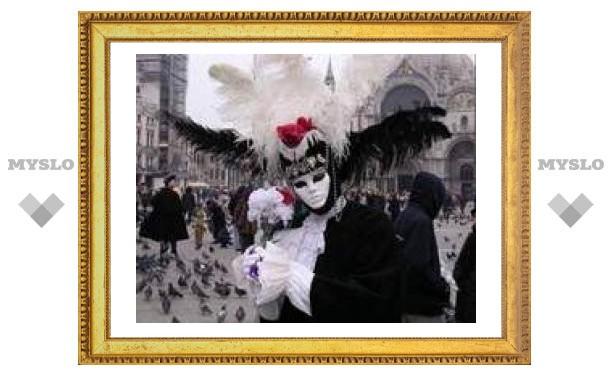 В этом году Венецианский карнавал продлится с 25 января по 5 февраля