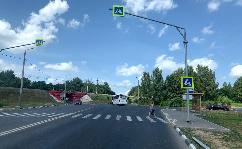 В Туле почти за два месяца в ДТП пострадали 22 пешехода, трое погибли