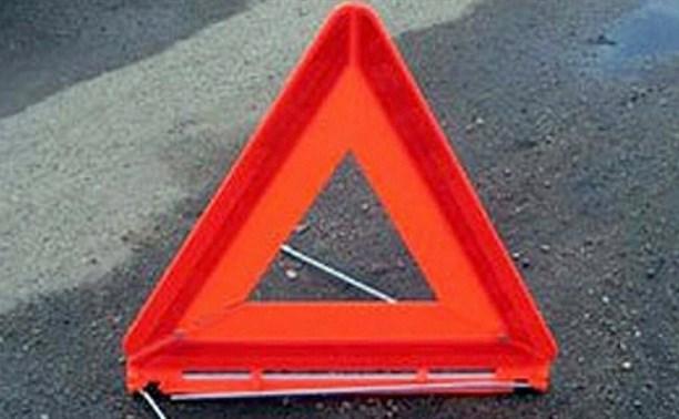 В Алексине водитель сбил пешехода и скрылся с места ДТП