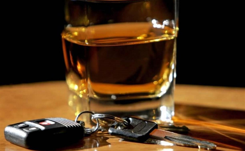 За выходные в Тульской области 34 водителя попались пьяными за рулем