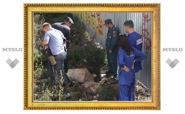 В колодце на станции Южная в Туле обнаружен труп