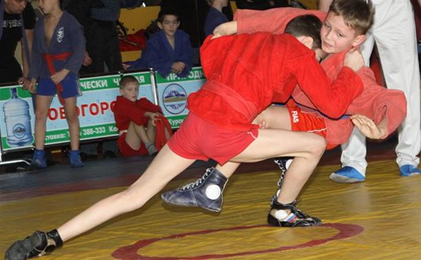 Тульские самбисты успешно выступили на главных соревнованиях округа