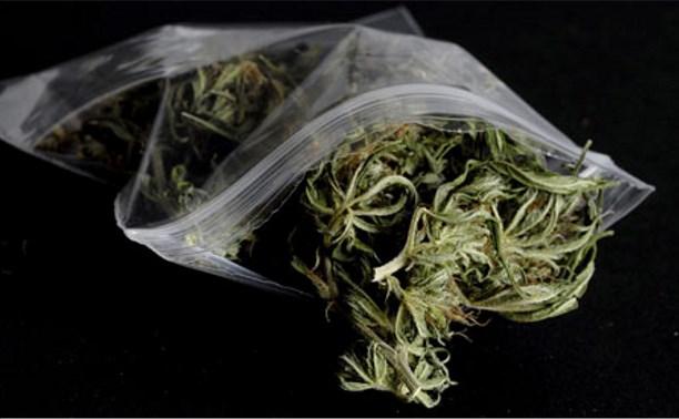 В Ленинском сотрудники ГИБДД нашли в автомобиле марихуану