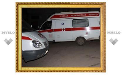 В Тульской области бойцы СОБРа взяли штурмом дом вооруженного дебошира