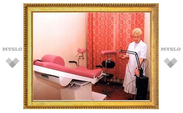 В Новомосковске ограбили гинекологов