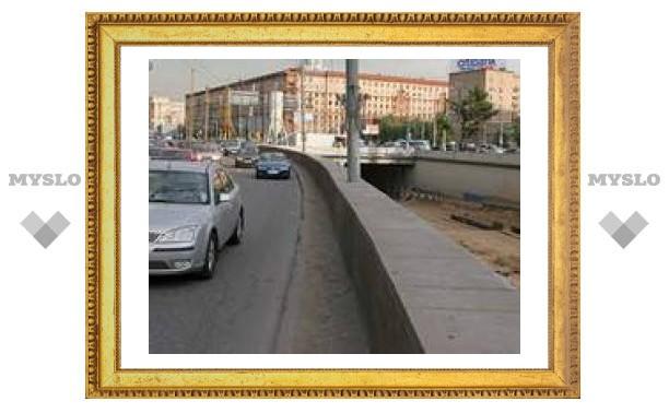 """Тоннель на """"Соколе"""" полностью откроют в середине декабря"""