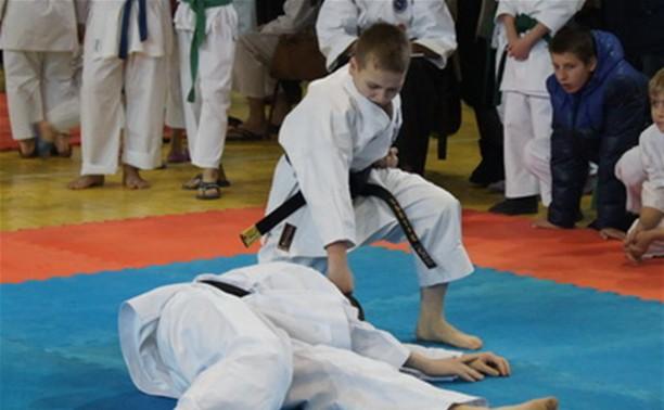 Тульские каратисты завоевали девять медалей