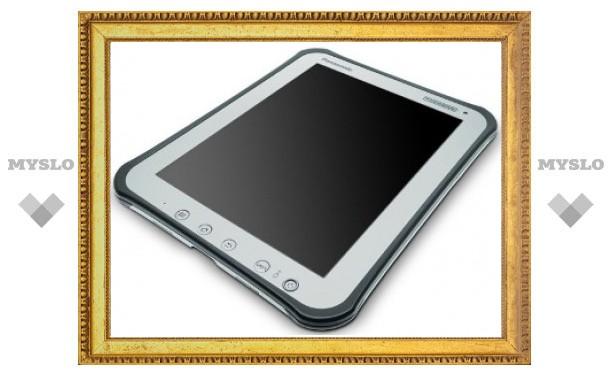Panasonic выпустит планшет для экстремалов