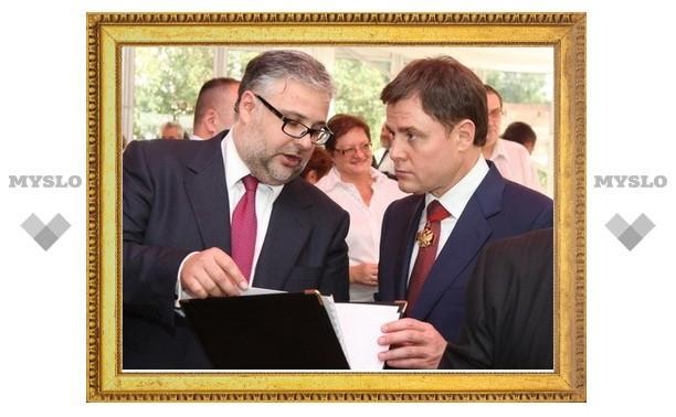 Владимир Груздев заплатил за инаугурацию из собственного кармана