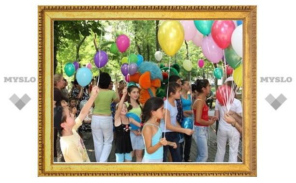 Белоусовский парк празднует день рождения