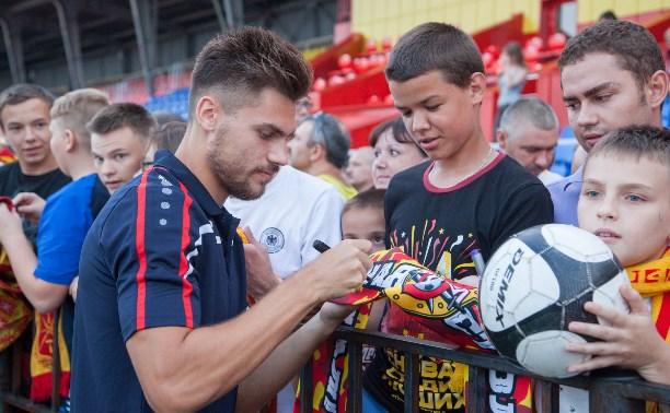 Болельщиков «Арсенала» приглашают на встречу с футболистами