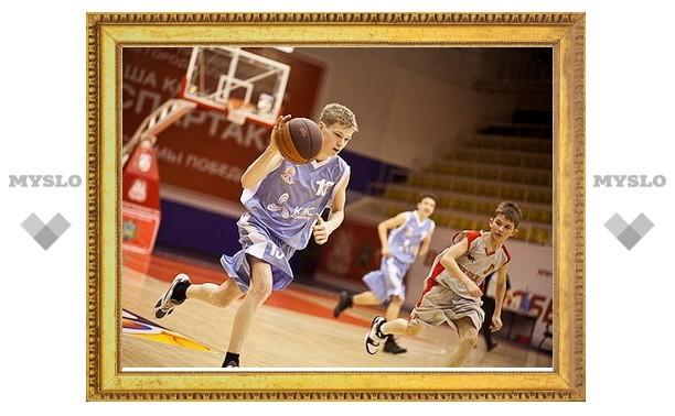 Юные баскетболисты тульской ДЮСШ №9 – чемпионы региона!