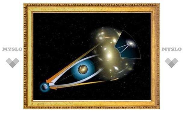 Гигантский телескоп подтвердил общую теорию относительности