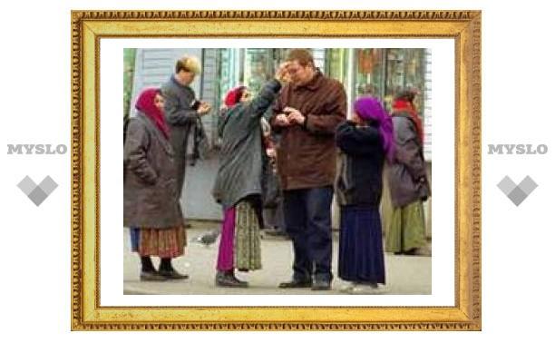 Под Тулой задержана цыганка-воровка