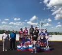 Тулячки стали чемпионками России по велоспорту тандем-шоссе