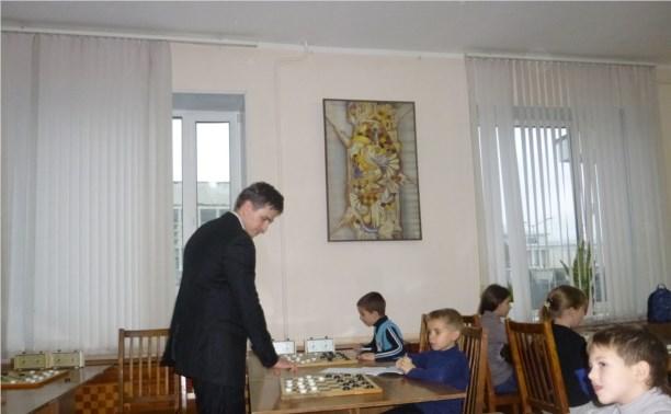 Юные тульские шашисты удачно выступили в Орле