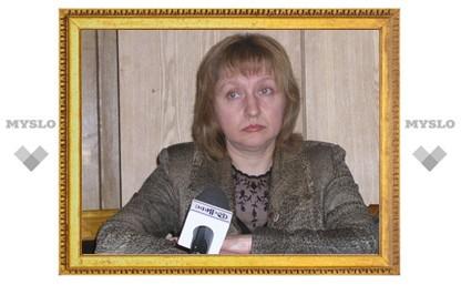 Марина Мышкина стала руководителем аппарата Тульской гордумы