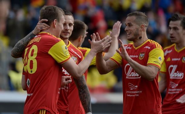 «Арсенал» разгромил аутсайдера чемпионата «Тамбов» – 4:0