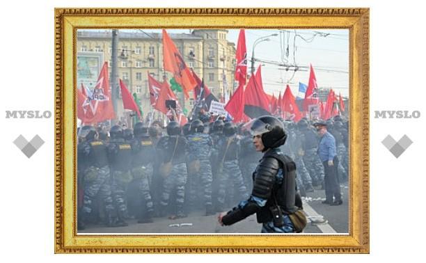 Совет Федерации одобрил закон о митингах