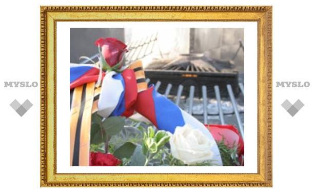 В Новомосковске появится Аллея памяти