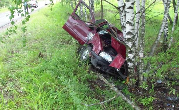 За сутки на дорогах Тульской области пострадали трое детей