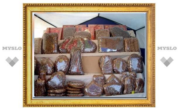 В Богородицке обокрали продавца пряниками