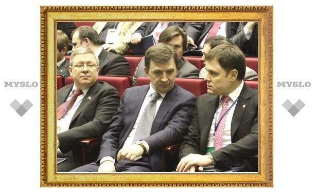 Владимир Груздев встретился с юристами России