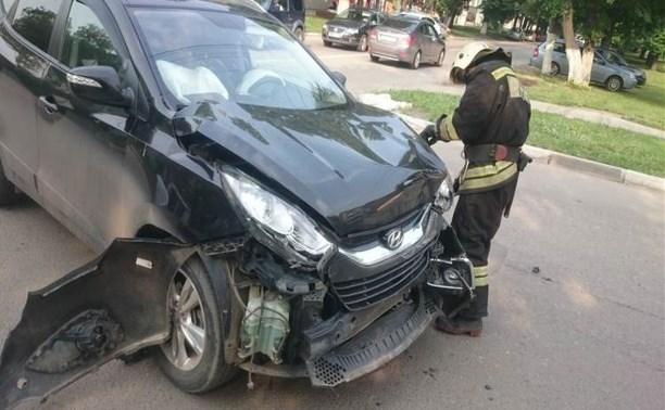 В ДТП в Новомосковске пострадала 13-летняя девочка