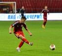Матч «Арсенал» - «Спартак-2» перенесли на 26 октября