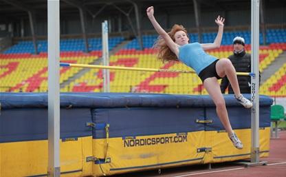 В Туле стартовал летний легкоатлетический сезон