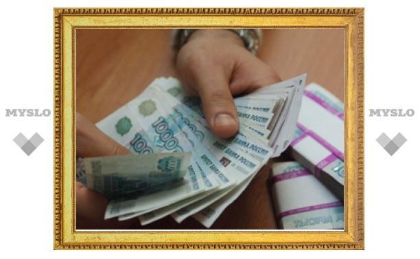 Туляк нашел в лесу коноплю и «попал» на 20 тыс. рублей