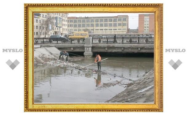 Пик паводка в Тульской области придется на конец этой недели