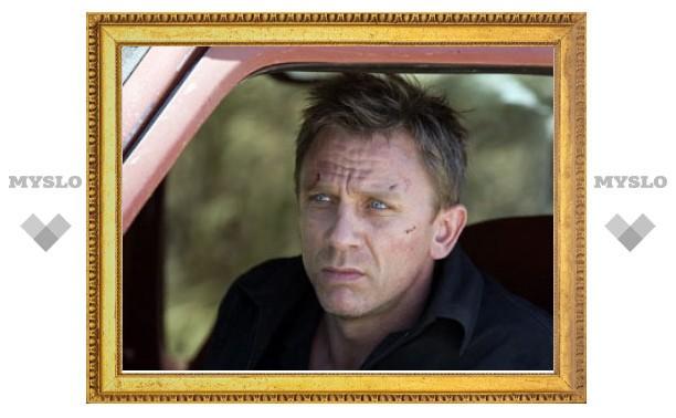 Британский таблоид отменил новый фильм о Бонде