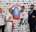 Тхэквондисты из Тулы успешно выступили на Всероссийских играх