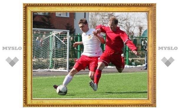 Новомосковский «Химик» и «Арсенал-2» проиграли в очередном туре