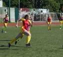 «Арсеналочка» сыграла первую игру