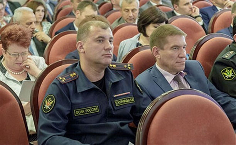 Замначальника тульского УФСИН, обвиняемый во взяточничестве, арестован
