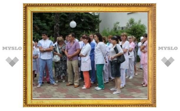 Сергей Стариковский вернулся на работу в лазаревскую больницу