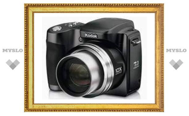 Kodak представила шесть новых цифровых камер